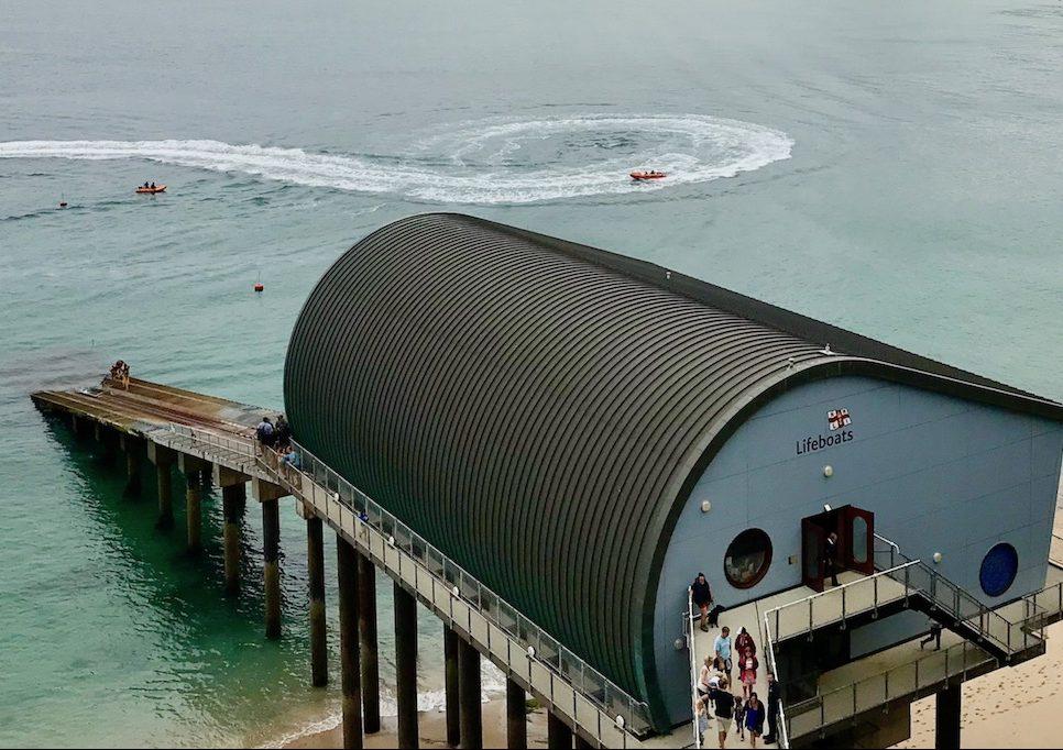 RNLI Padstow Lifeboat Weekend