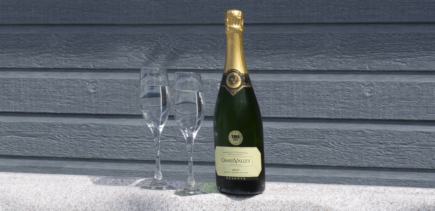 Locally sourced bubbly