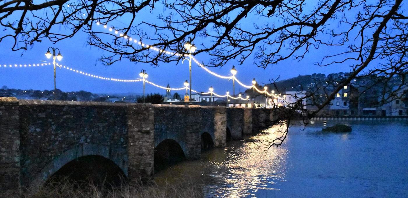 Wadebridge at Christmas