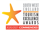 South West Tourism Award 2020-21